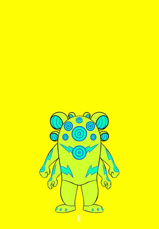 JOII- joiiart- Inaki Miranda- psipod - contemporary art